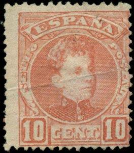 Spain Scott #274 Mint No Gum