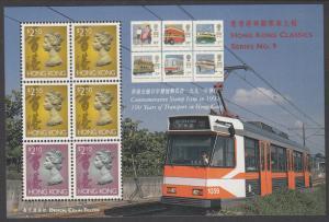 Hong Kong 650a MNH CV $9.00