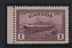 Canada #273 VF/NH