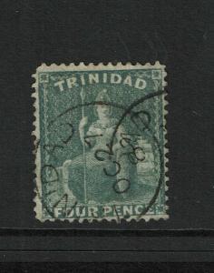 Trinidad SG# 102 Used  - S6266
