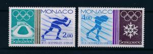 [56273] Monaco 1984 Olympic games Sarajevo Skating MNH