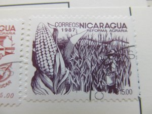 Nicaragua 1987 15cor fine used stamp A11P11F90