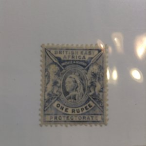 British East Africa  # 83a  MH