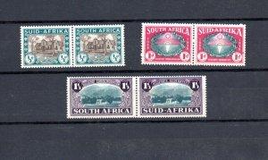 SOUTH AFRICA 1939 HUGUENOT LANDING UNMOUNTED MINT
