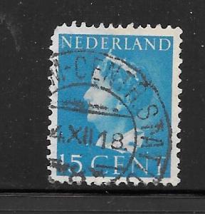 Netherlands #220 Used Single