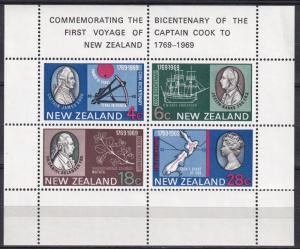 New Zealand #434a  MNH CV $18.50  (A18136L)