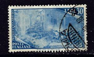 Italy 504 Used 1948 issue