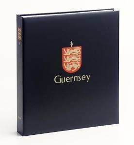 DAVO Luxe Hingless Album Guernsey III 2016-2018