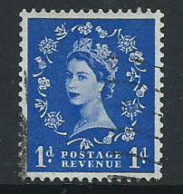 Great Britain SG 562
