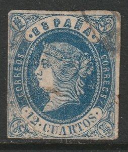 Spain Sc 57 used