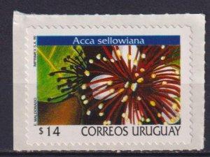 Uruguay 1999 Flowers  (MNH)  - Flowers