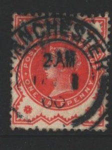 Great Britain Sc#111 Used