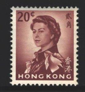 Hong Kong Sc#206 MVLH