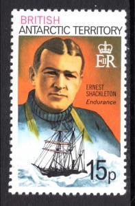 British Antarctic Territory 56 Ship MNH VF