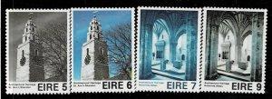 Ireland 1975 Architectural Heritage MNH