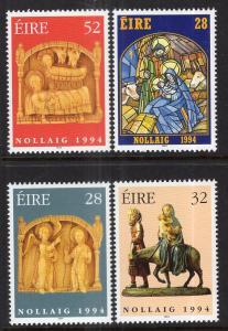 Ireland 948-951 Christmas MNH VF