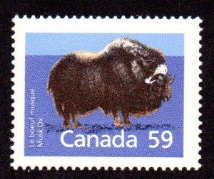 MM7991 CANADA 1174 MNH BIN $1.00 MAMMAL