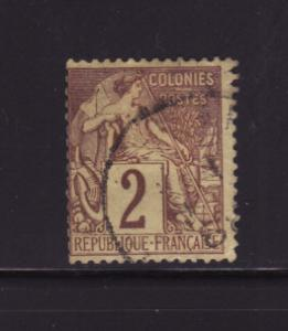 French Colonies 47 U Commerce