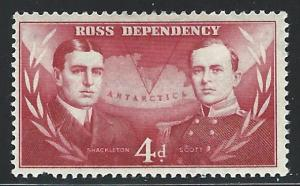 New Zealand Ross Dependency  MH s.c.# L2