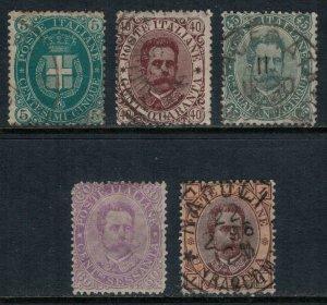 Italy #52-6  CV $93.50