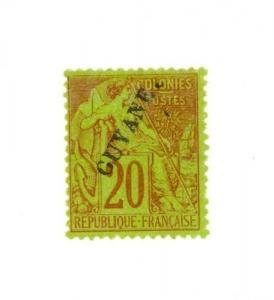 French Guiana Scott 24     [ID#429255]