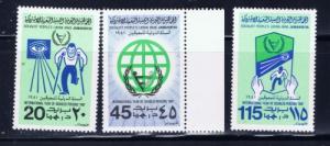 Libya 910-12 NH 1981 set