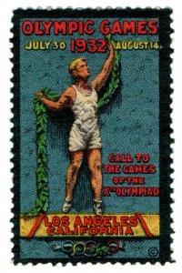 (I.B) US Cinderella: Olympic Committee (Los Angeles 1932)