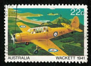 Plane 1941, Australia, 22 c (T-7465)