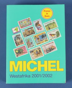 West Africa : Michel Specialised Catalogue.