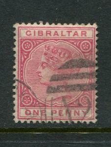 Gibraltar #10 Used