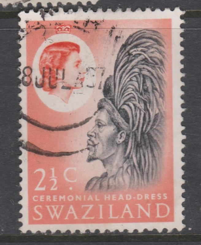 Swaziland 1962 Sc#95 Used