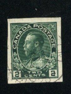 Canada #137   used     PD