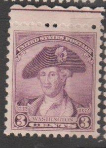 U.S. Scott #708 Washington Bicentennial 1732-1932 Stamp - Mint NH Single