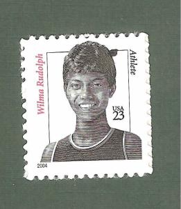 3422 Wilma Rudolph US Single Mint/nh FREE SHIPPING