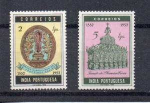 Portuguese India 518-519 MH