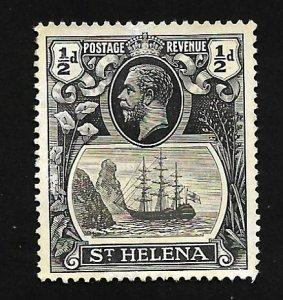 St. Helena 1923 - MNH - Scott #79