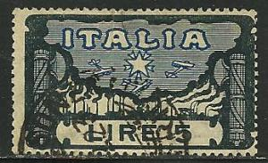 Italy # 164, Used