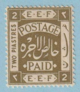 PALESTINE 10  MINT NEVER HINGED OG ** NO FAULTS EXTRA FINE !