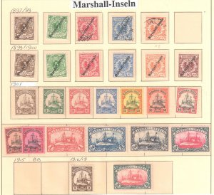 Marshall Islands Collection C$1782,00 +++