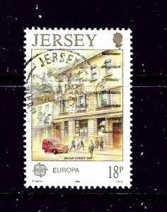 Jersey 532 Used 1990 Europa