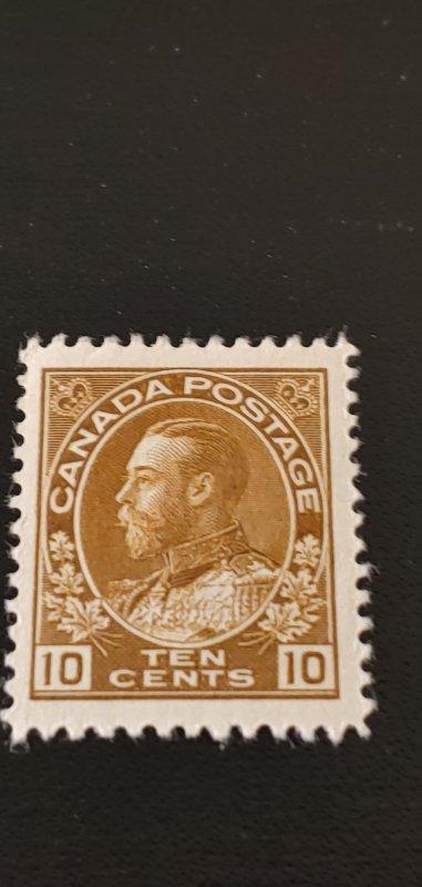 Canada Scott #118 MH