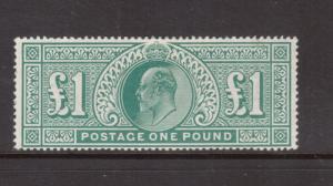 Great Britain #142 (SG #266) Mint