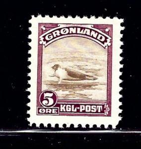 Greenland 11 MH 1945 Seal