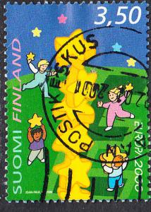 Finland #1129 Used