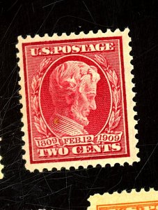 367 MINT VF OG NH Cat $ 9.5
