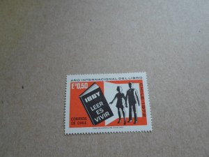 STAMP OF CHILE MINT LH SC.# 429