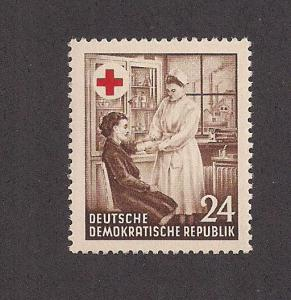 GERMANY - DDR SC# 177 VF OG 1953