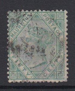 MAURITIUS, Scott 66, used (thin)