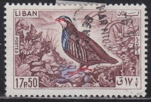 Lebanon 437 Rock Partridge 1965