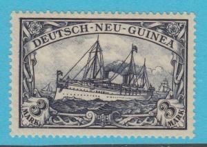 GERMAN NEW GUINEA 24 YACHT MINT HINGED OG * NO FAULTS VERY FINE !